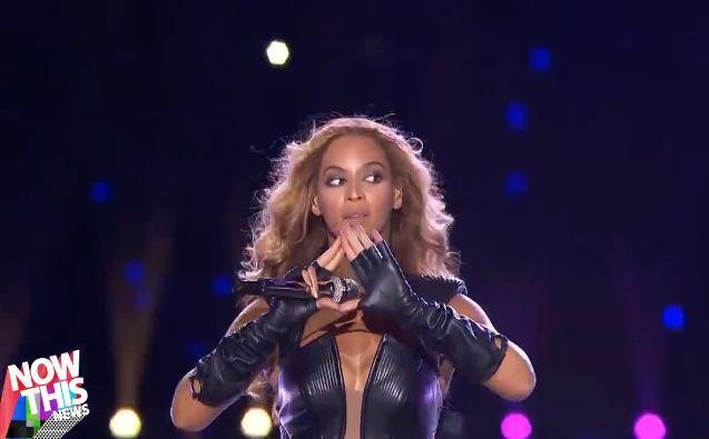 Illuminati sign: Did Beyonce flash the infamous auspice ...