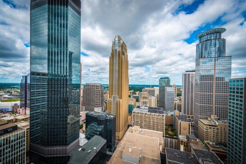 Wells Fargo Minneapolis New Building
