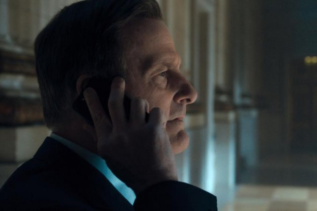 Jeff Daniels portrays former FBI director James Comey in the Showtime miniseries The Comey Rule. Photo courtesy of Showtime