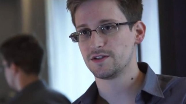 Edward Snowden. (Freedom of the Press Foundation/YouTube)