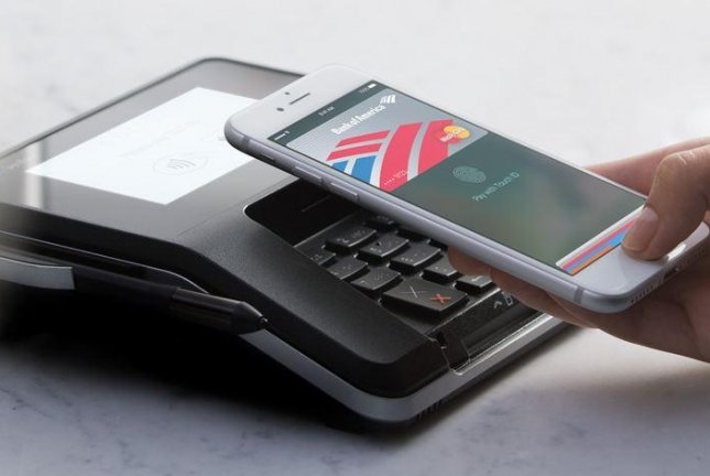 Universal Secure Registry filed a lawsuit against Apple and Visa, accusing them of patent infringement with their mobile-payment system called Apple Pay. Photo courtesy of Apple