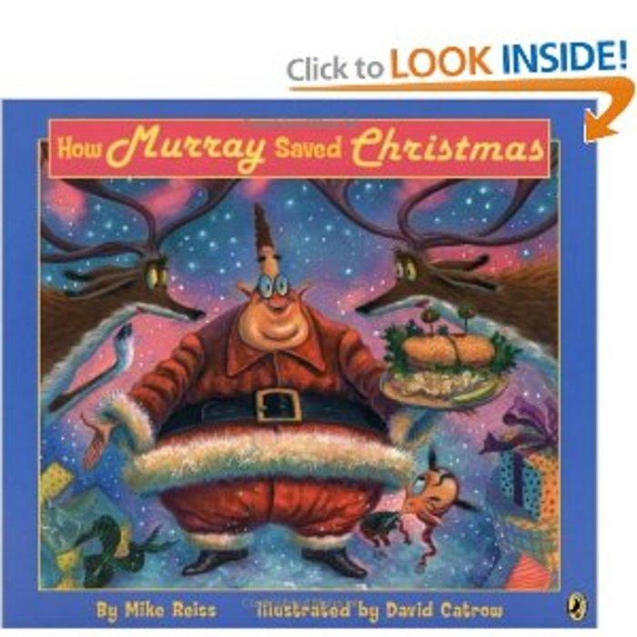How Murray Saved Christmas.How Murray Saved Christmas Special To Air On Nbc Upi Com
