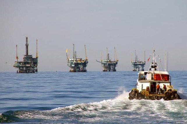 Democratic senators for states in the Atlantic tried to block a move to open the region up to oil and gas activity. Photo courtesy of the U.S. Interior Department.
