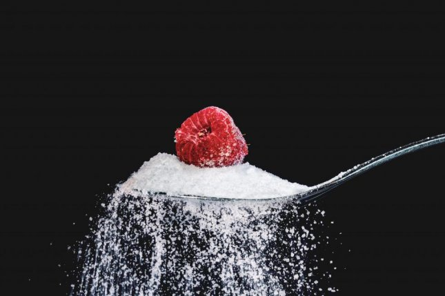 Infants consumed about 1 teaspoon of added sugars daily (about 2 percent of their daily calorie intake); toddlers consumed about 6 teaspoons (about 8 percent of their daily calories), the study found. Photo by Myriam Zilles/Pixabay