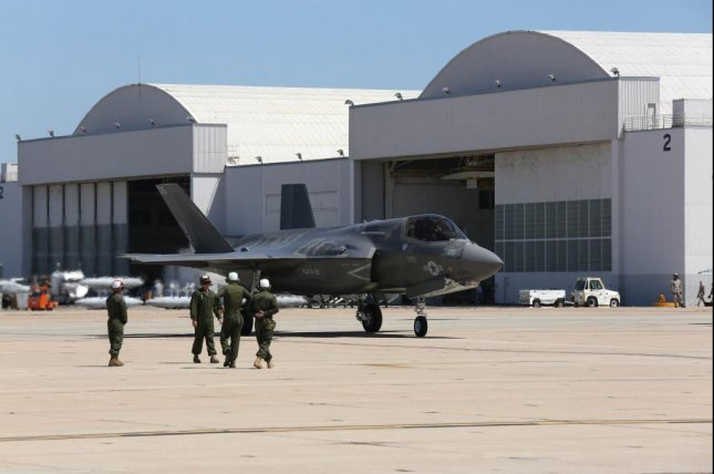 Pentagon testers for the F-35C discovered cracks in the main structural element in a test plane's wing after accumulating 13,700 test hours, roughly equal to 20 years of service according to an official. U.S. Marine Corps photo by Sgt. Isaac Lamberth.