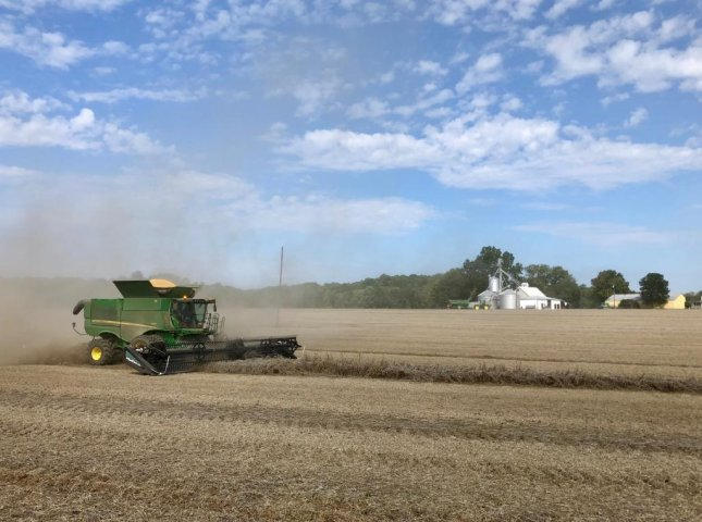 Soybeans are currently selling at between 10 and 20 percent below the cost of production. Photo by Jessie Higgins/UPI