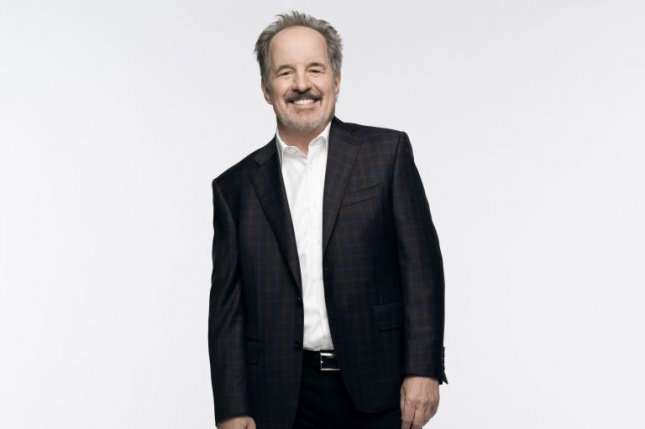 John Pankow returns as Ira Buchman in 12 new episodes of the 1990s sitcom Mad About You. Photo courtesy of Spectrum Originals