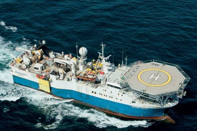 Seismic energy company Dolphin moves toward bankruptcy as weak energy market takes its toll. Photo courtesy of Dolphin Group.