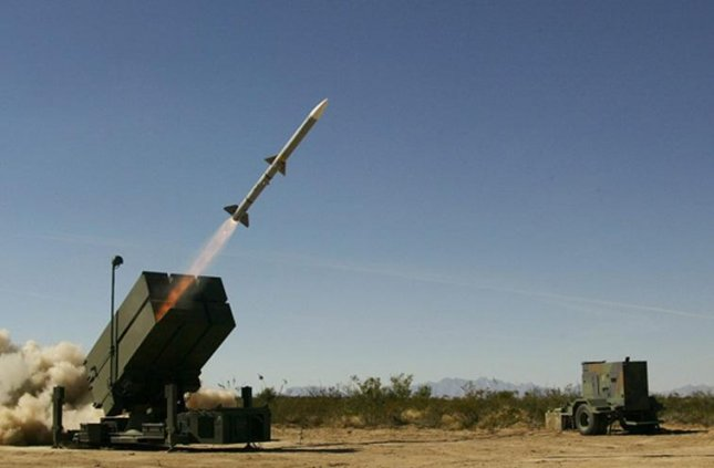 The Kongsberg NASAMS air defense system, pictured, has been ordered by Indonesia's Ministry of Defense. Photo courtesy of Kongsberg