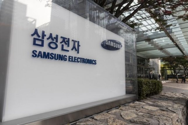 Samsung's semiconductor revenue declined 29. 1 percent in 2019 because of the downturn in the memory market. As a result, Intel took back the top position by revenue in three years. Photo by Moon Jae-won/UPI News Korea