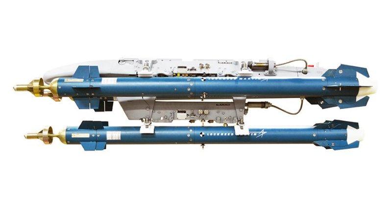 Enhanced Laser Guided Training Rounds emulate the Paveway II laser-guided bomb system. Photo courtesy Lockheed Martin