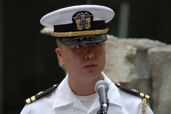 Espionage charges against Lt. Cmdr. Edward Lin were dropped by the U.S. Navy after a plea bargain during a court martial. He pleaded guilty to violating the federal espionage Act, a lesser charge, and additional charges. Photo by MC1 Sarah Murphy/U.S. Navy