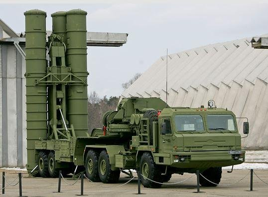 U.S. officials confirmed that Turkey, a NATO member, test-fired its Russian-made S-400 air defense system. Photo courtesy of Russian Defense Ministry