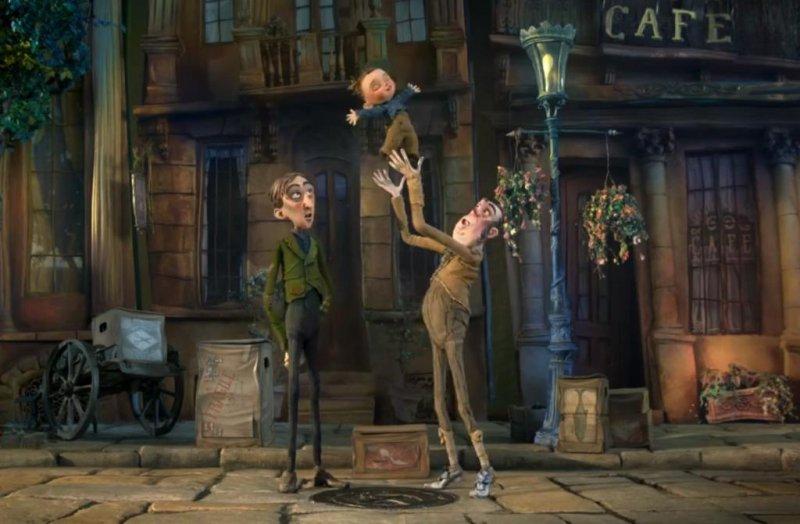 'Boxtrolls' animated trailer features same-sex parents