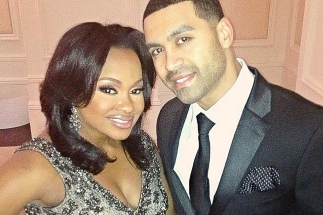 Phaedra Parks' husband, Apollo Nida, was arrested on bank fraud charges in January 2014. (PhaedraParks/Instagram)