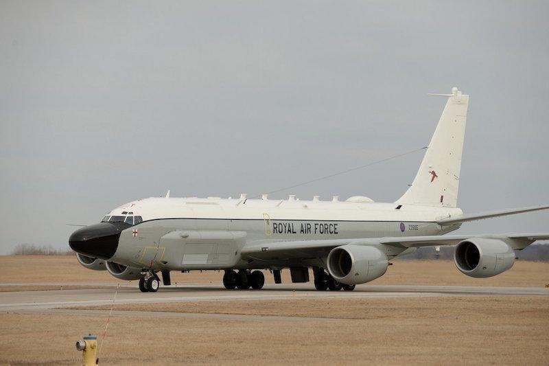 Britain's RAF receives intelligence aircraft - UPI com