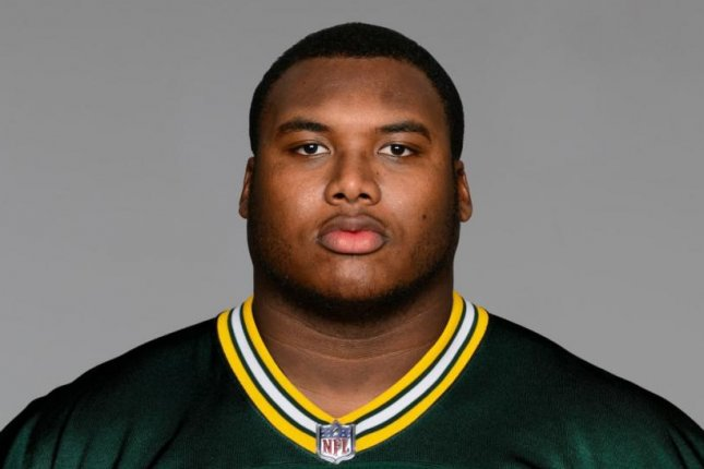 The Green Bay Packers claimed guard Ethan Cooper (pictured) off waivers from the New York Giants and released offensive tackle Kyle Meadows on Friday. Photo courtesy of Green Bay Packers Official Team Website