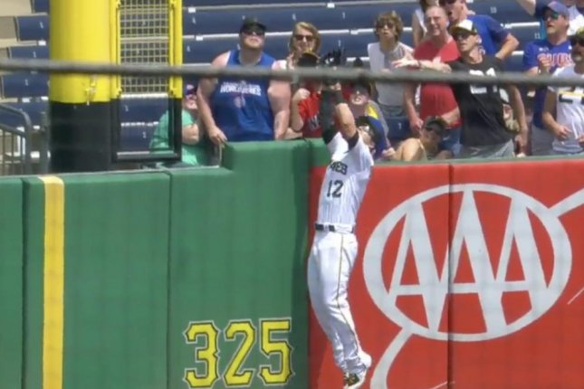 Watch: Corey Dickerson steals homer from Kyle Schwarber - UPI com