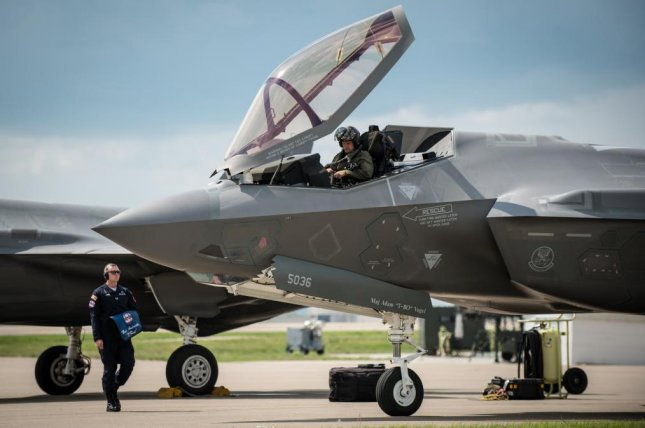 Israel is receiving three additional F-35 Lightning II aircraft this Sunday, months after receiving its first two 5th-generation jets in December. U.S. Air National Guard photo by Lt. Col. Dale Greer