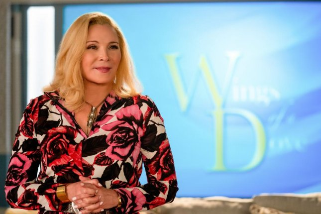 Kim Cattrall plays the widow of a televangelist in Filthy Rich. Photo courtesy of Fox
