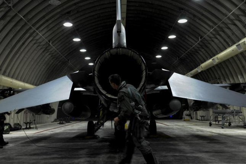 Lockheed Martin to modernize South Korean F-16 fleet