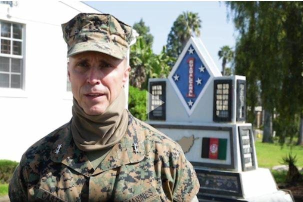 U.S. Marine Corps Inspector General Maj. Gen. Robert Castellvi was put on administrative leave after a 2020 accident at Camp Pendleton, Calif., which killed a platoon of nine service members, a Confressional subcommittee was told on Monday. Photo courtesy of DVIDS