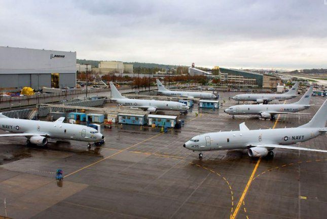A $1.77 billion deal for Germany to buy five P-8A Poseidon maritime patrol aircraft from Boeing was approved last week by the Defense Security Cooperation Agency. Photo courtesy of Boeing