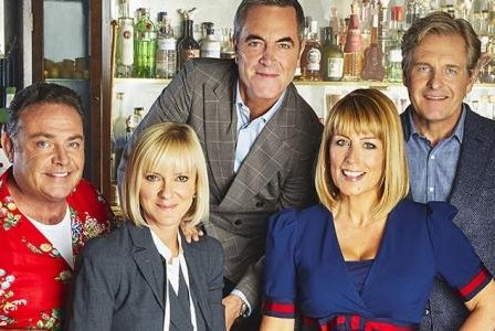 Cold Feet is returning for a ninth season. Photo courtesy ITV