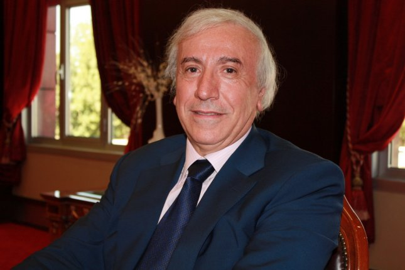Ashti Hawrami, Kurdistan Regional Government minister of natural resources, in his office in Erbil, Iraq. (Ben Lando/UPI)