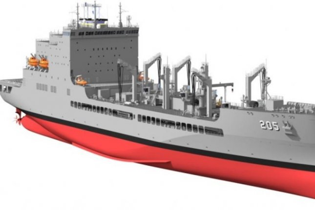 Keel authenticated for USNS John Lewis replenishment tanker at San
