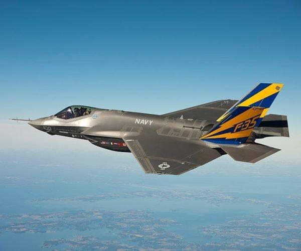 F-35 courtesy of Wikipedia