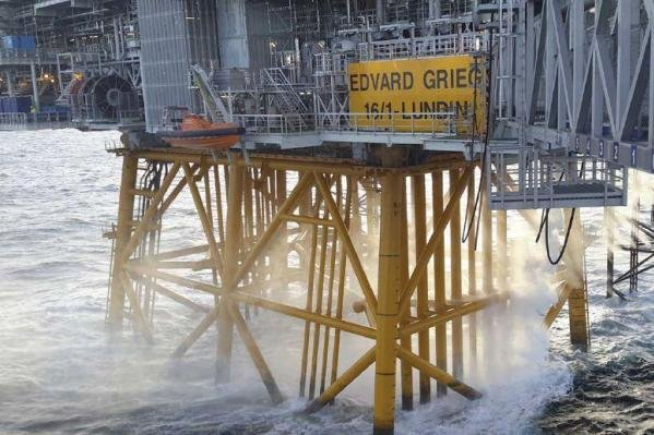 Statoil gives up its take in the Edvard Grieg field offshore Norway in exchange for more shares in Swedish counterpart Lundin Petroleum, which initiated the agreement. Photo courtesy of Lundin Petroleum