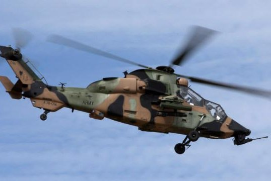 The Tiger HAD is Airbus' multi-role attack helicopter, designed to perform armed reconnaissance, air or ground escort, air-to-air combat, ground fire support, destruction and anti-tank warfare, day or night and in adverse conditions. Photo courtesy of Airbus