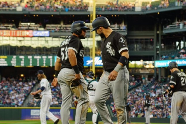 Avasail Garcia went four for five with two home runs and two doubles and 6 RBI to lead the White Sox past the Mariners on Saturday. Photo by Chicago White Sox/Twitter