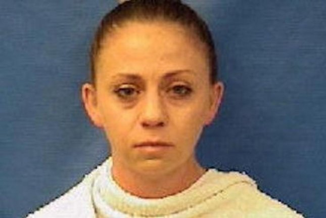 A jury convicted former Dallas police officer Amber Guyger on Tuesday for shooting a man in the wrong apartment last month. Photo courtesy Kaufman County Jail