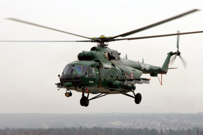 Russia has delivered to Peru radio systems for Mi-171Sh helicopters. Photo courtesy Russian Helicopters