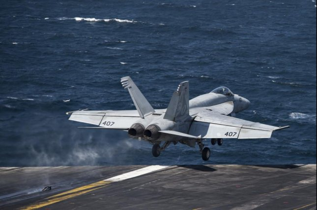 If approved, Kuwait will use the F/A-18 Hornet to support homeland defense operations in addition to replacing aging aircraft. U.S. Navy photo by Petty Officer 3rd Class Nathan Beard