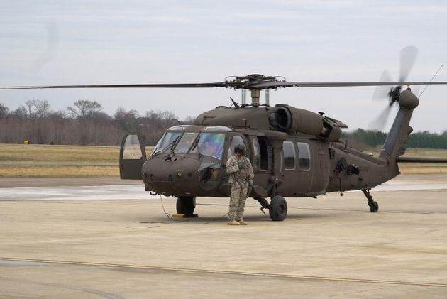 Northrop Grumman provided the Integrated Avionics Suite for the UH-60V Black Hawk, which upgrades the helicopter from the U.S. Army's UH-60L configuration with a digital cockpit. Photo courtesy of Northrop Grumman
