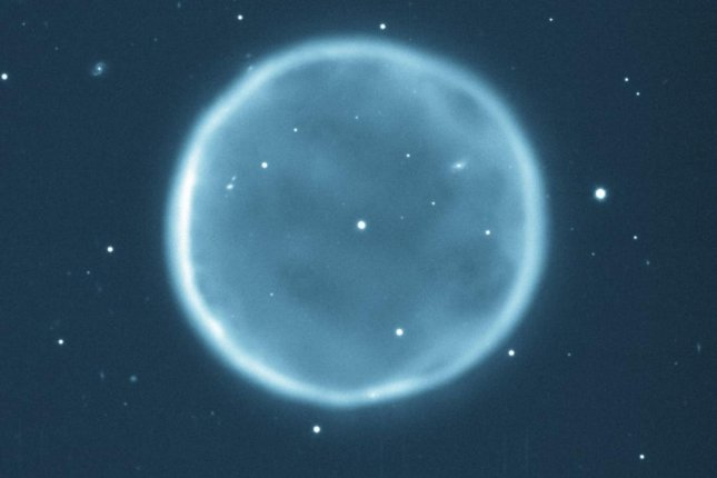 Sun to turn into planetary nebula when it dies, say astronomers