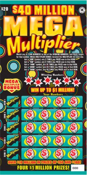 Man wins second lottery jackpot at same store with same clerk