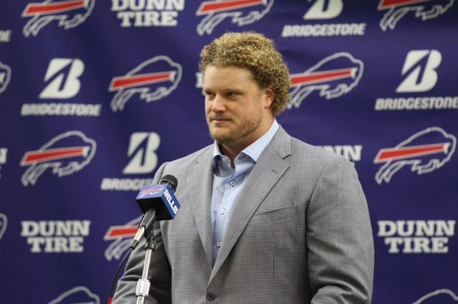 Everything Buffalo Bills' Eric Wood said at his 'retirement' press conference