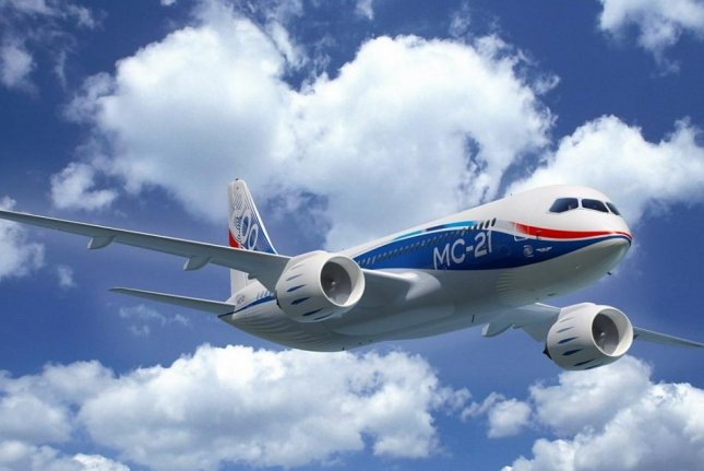 Azerbaijan is interested in buying Russian MC-21 planes and Russia is seeking to sign a contract with Baku for 10 of the aircraft early next year, the Russian news agency Tass reports. Photo courtesy United Aircraft Corporation