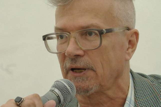 Russian writer Eduard Limonov. Ukrainian customs officials have released a blacklist of 38 Russian books that authorities will not allow to be imported to the Eastern European country. Limonov is among the writers blacklisted. File by Rodrigo Fernandez - WikiCommons