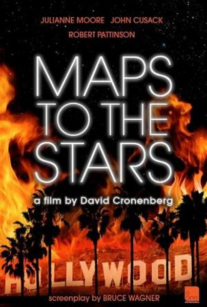 Maps to the Stars poster. (Entertainment One)