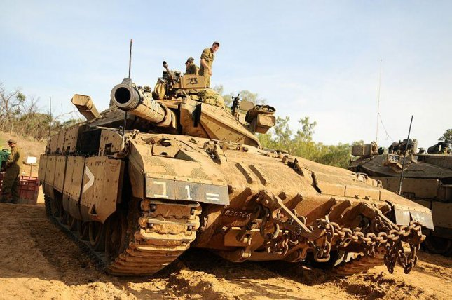 Israel is massing military personnel and material on the border with Gaza (CC/ wikimedia.org/ Israel Defense Force)