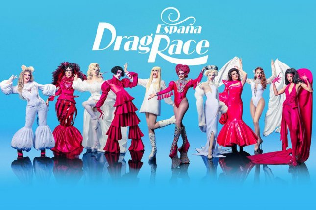The cast of Drag Race España, which will premiere on May 30 on WOW Presents Plus. Image courtesy of World of Wonder