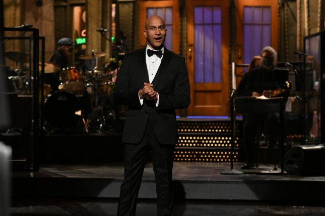 Keegan-Michael Key guest hosted Saturday Night Live this weekend. Photo by Will Heath/NBC