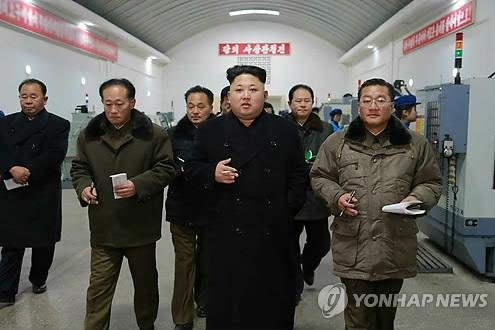 Russia confirmed that North Korea's leader would visit Moscow in May, raising speculation that Kim Jong Un may attend in person. Photo by KCNA-Yonhap