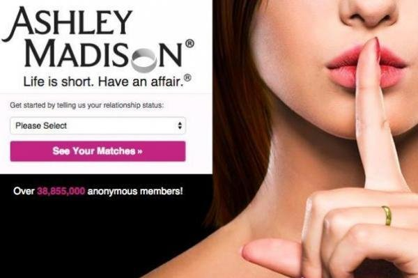 Avid Life Media Inc., the parent company of extramarital affair website Ashley Madison, is under investigation by the Federal Trade Commission. Last July, hackers released 9.7 gigabytes of user data they had acquired including credit card information, account details and usernames of at least 32 million Ashley Madison customers. Photo courtesy of Ashley Madison