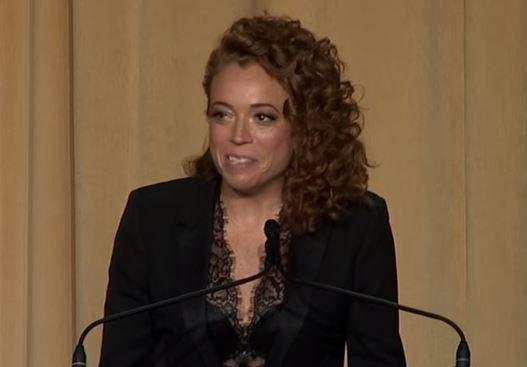 Comedian Michelle Wolf takes shots aat Trump